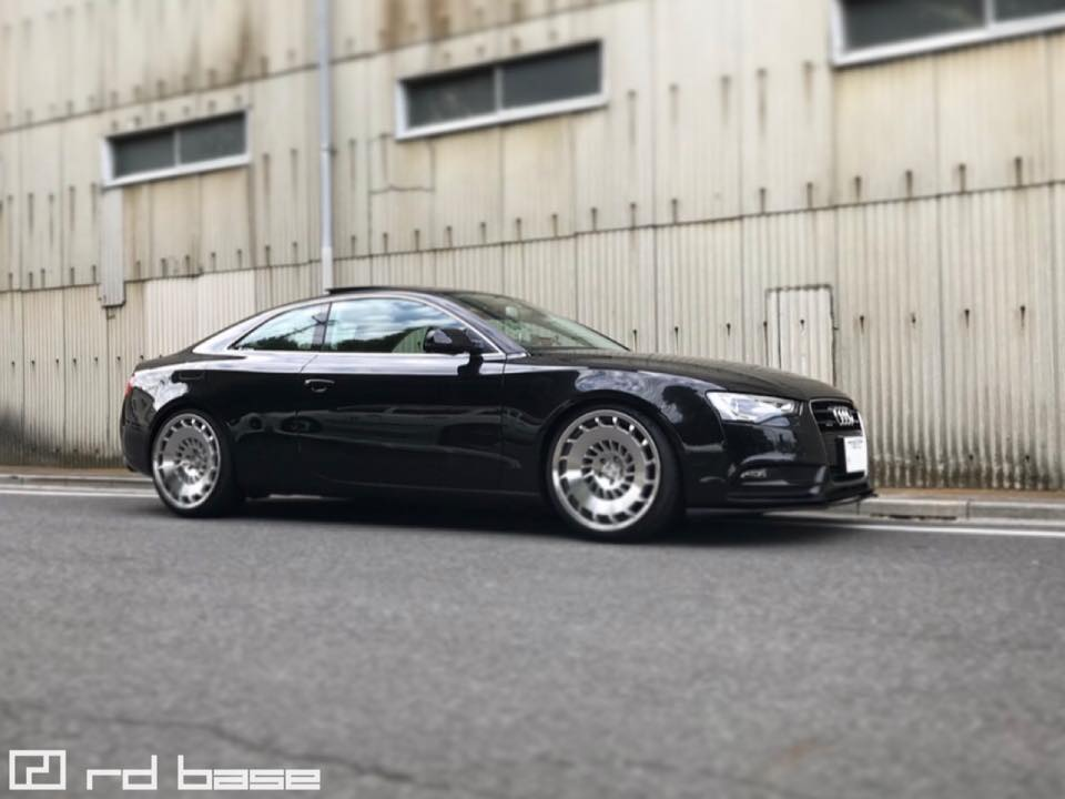 AUDI A5 coupe X rotiform