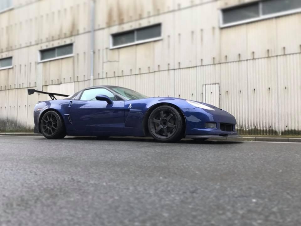Corvette Z06 油脂類全交換