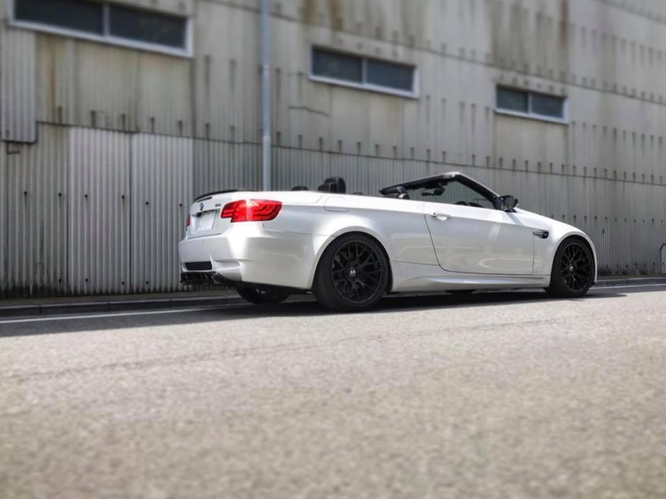 M3にパワークラスターレーシング!