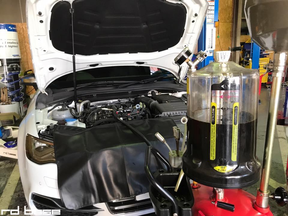AUDI S3 車検整備‼︎