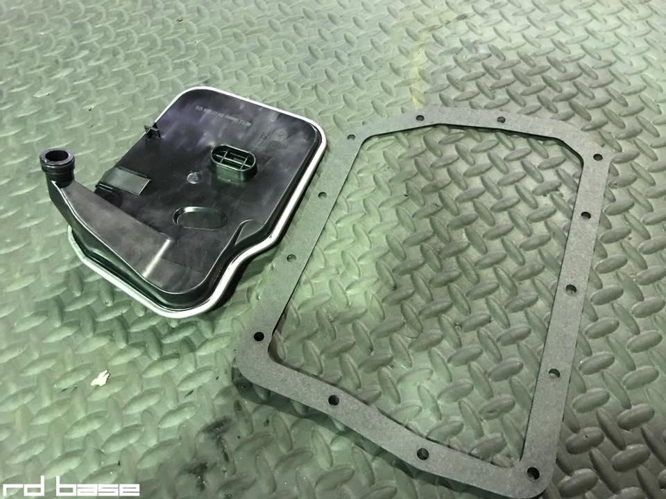 R50 CVTフルード交換