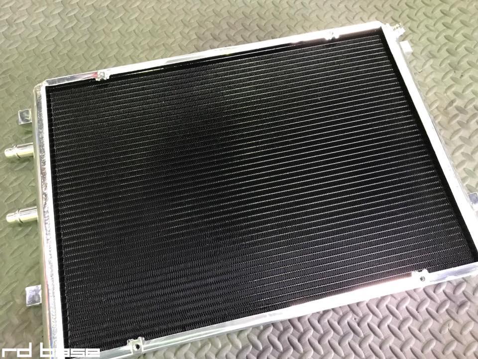 M4 ヒートエクスチェンジャー放熱処理