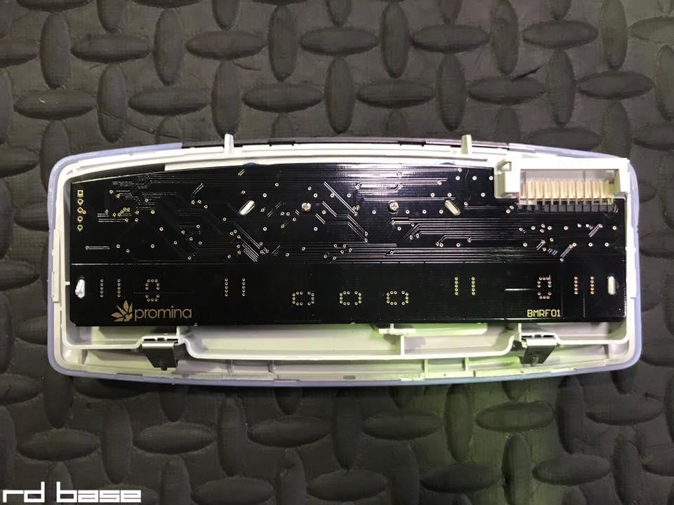 BMW M4 GTSにプロミナのLEDのルームライトを装着‼︎