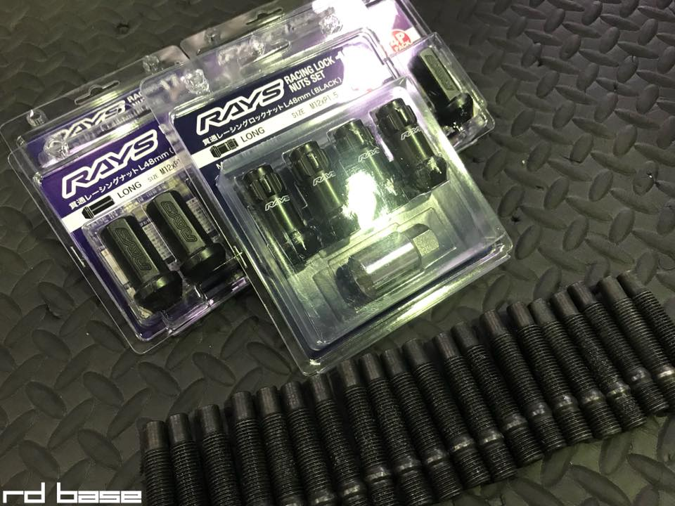 RAYS ZE40をE92M3に4本通しサイズで装着‼︎