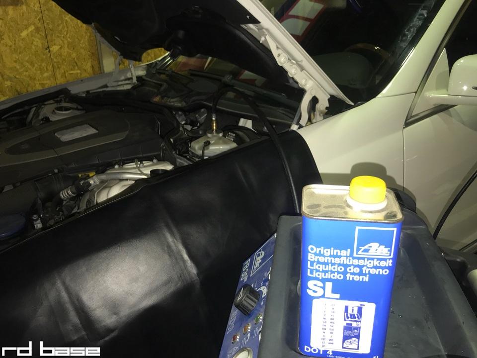 BENZ S550 車検整備