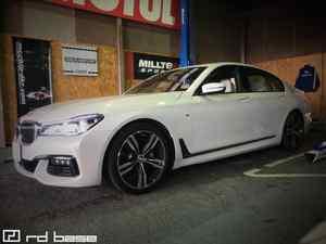 BMW G11 750 プルストラットアーム交換‼︎