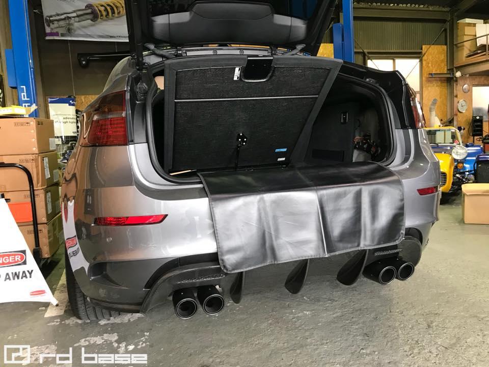 X6M バルブコントロール!
