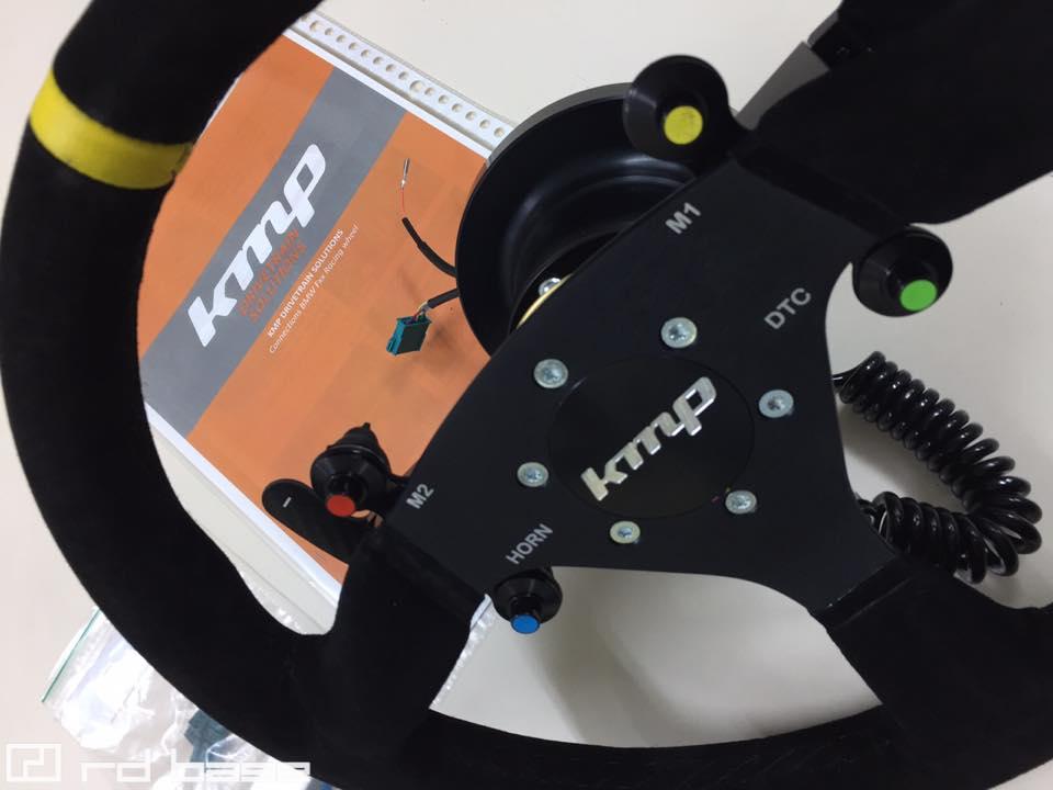 Kmp steering