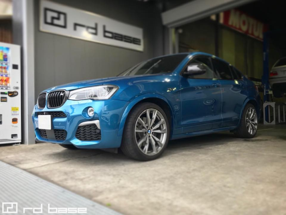 X4 M40i X RS-R