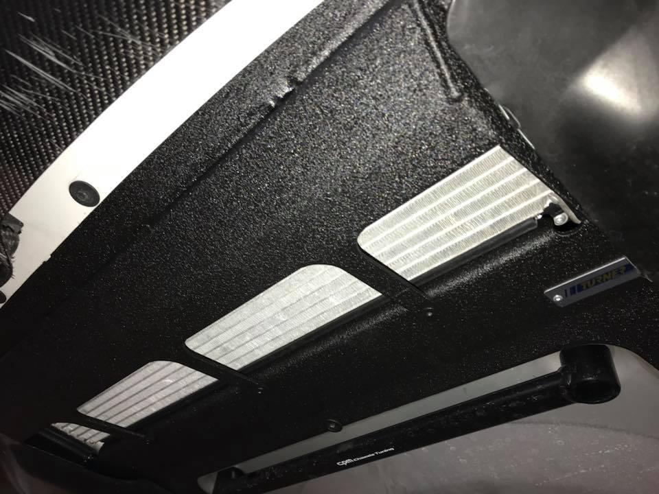 M4にTUNER Motorsportのスキッドプレートを装着‼︎