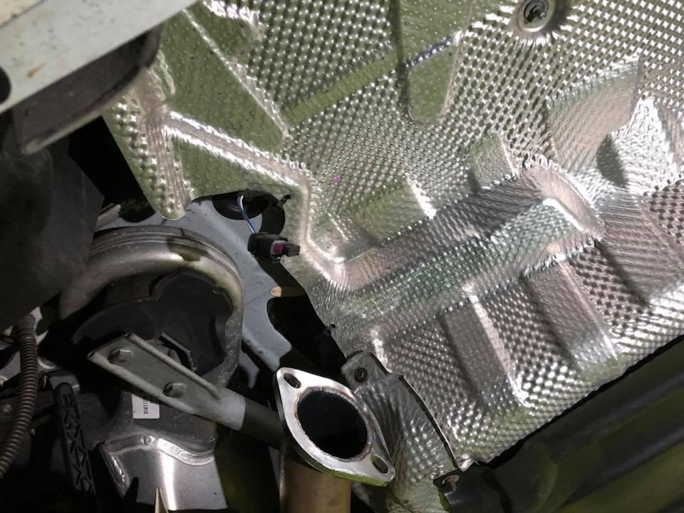 AMG S63のワンオフマフラー製作中!