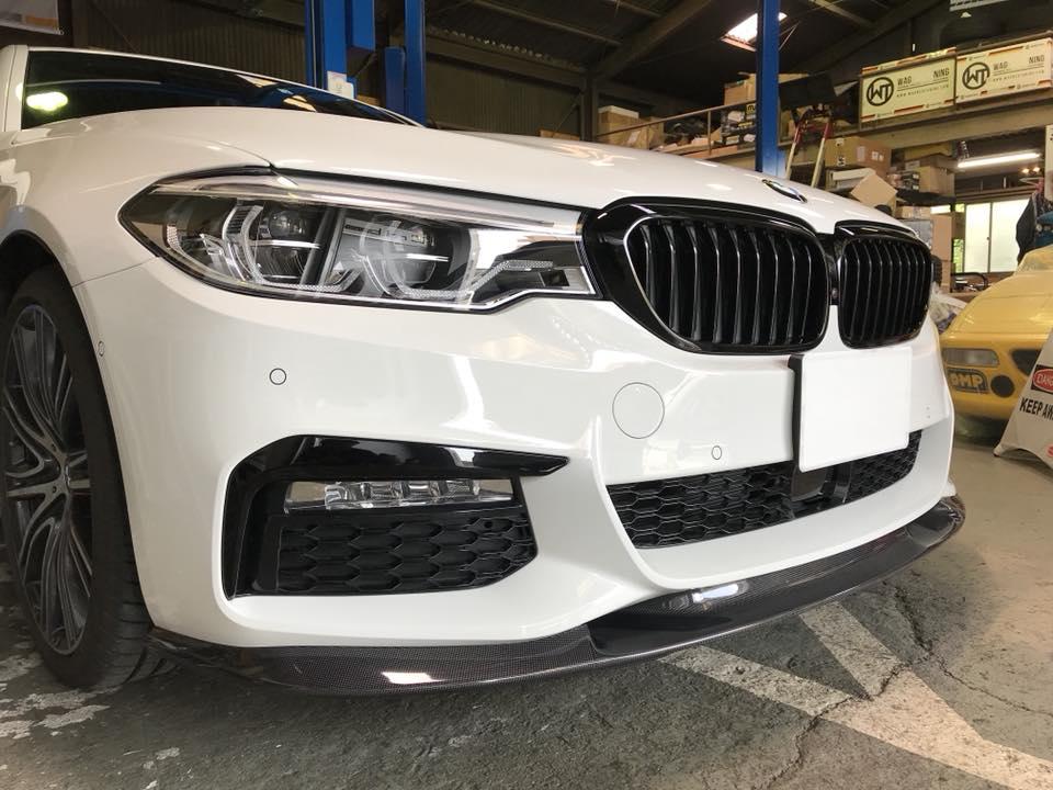BMW G30に3Dデザイン Mperformance!