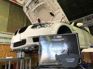 BMW M3に、IDIのブレーキパッド‼︎