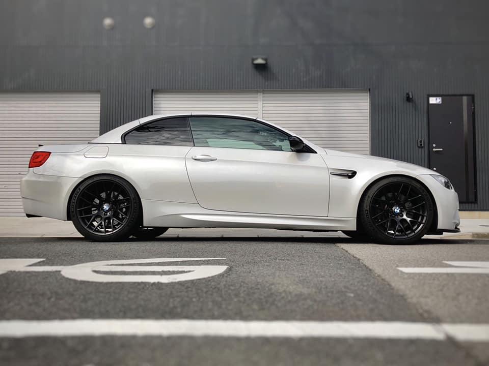 BMW M3 X CPM X リジカラ!