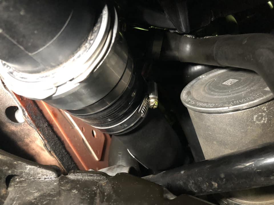 M135i 板金修理ついでに色々装着‼︎