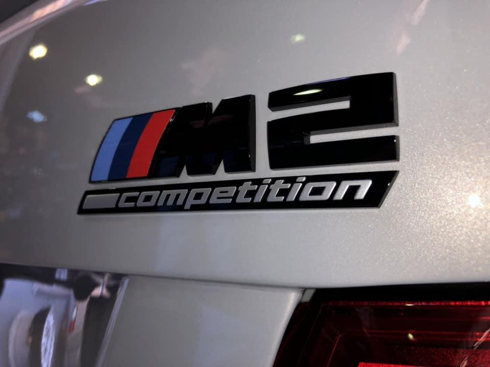 お初のBMW M2コンペティション‼︎