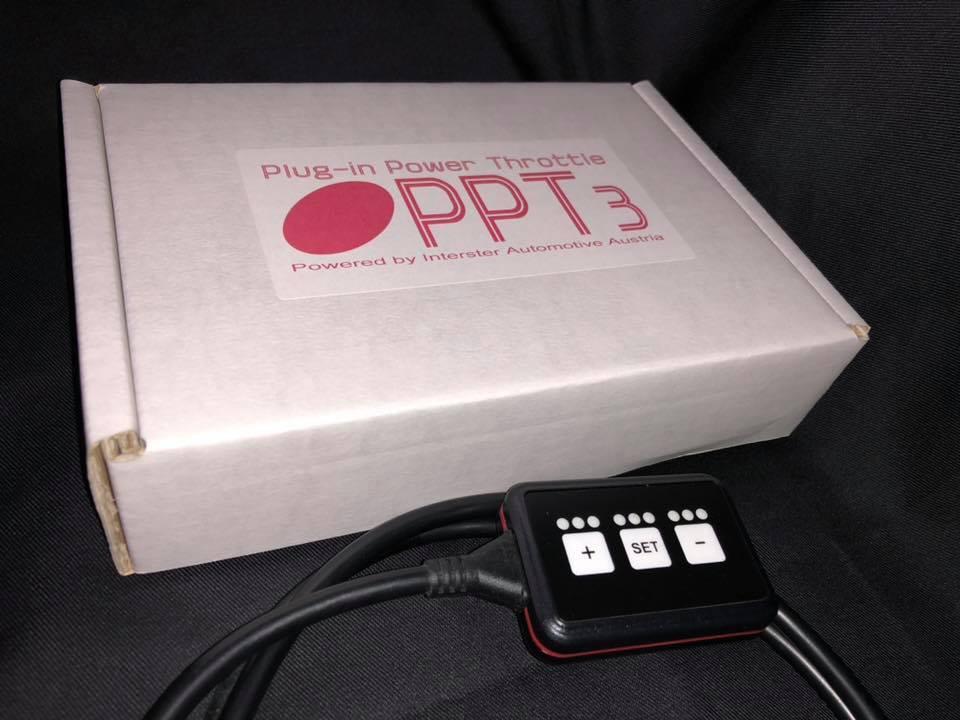 997にキャンペーン中のPPT3スロットルコントローラーを取付‼︎
