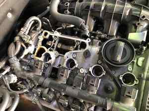 AUDI A5 エンジンチェックランプ点灯!