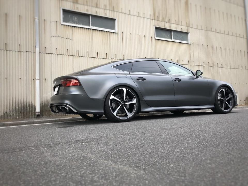 AUDI RS7 X KW HAS!