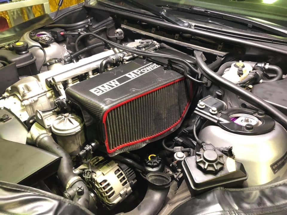 BMW E46M3CSL 車検整備‼︎