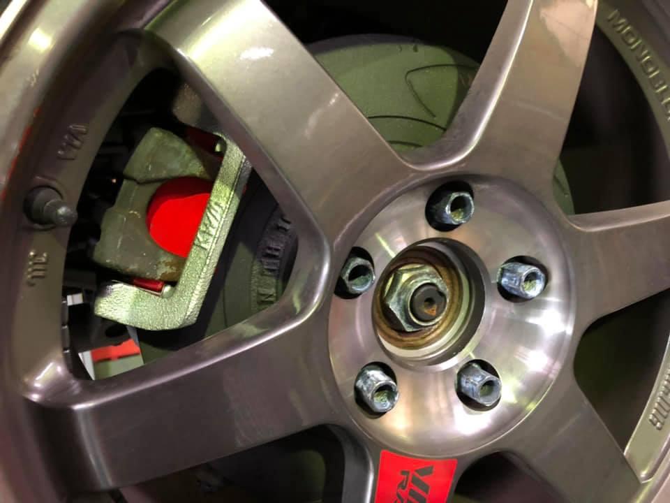 HONDA S2000 BIGローターキット装着‼︎