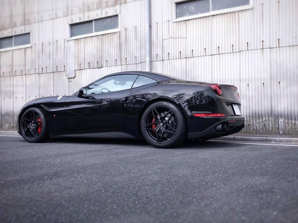 Ferrari California T!