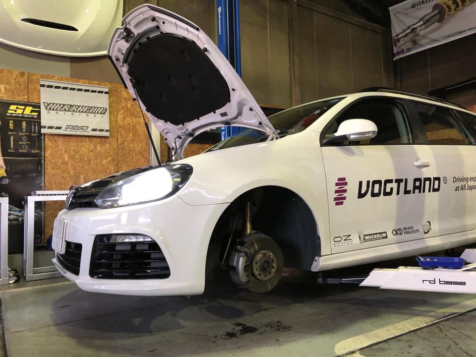フォクトランド車高調キャンペーン
