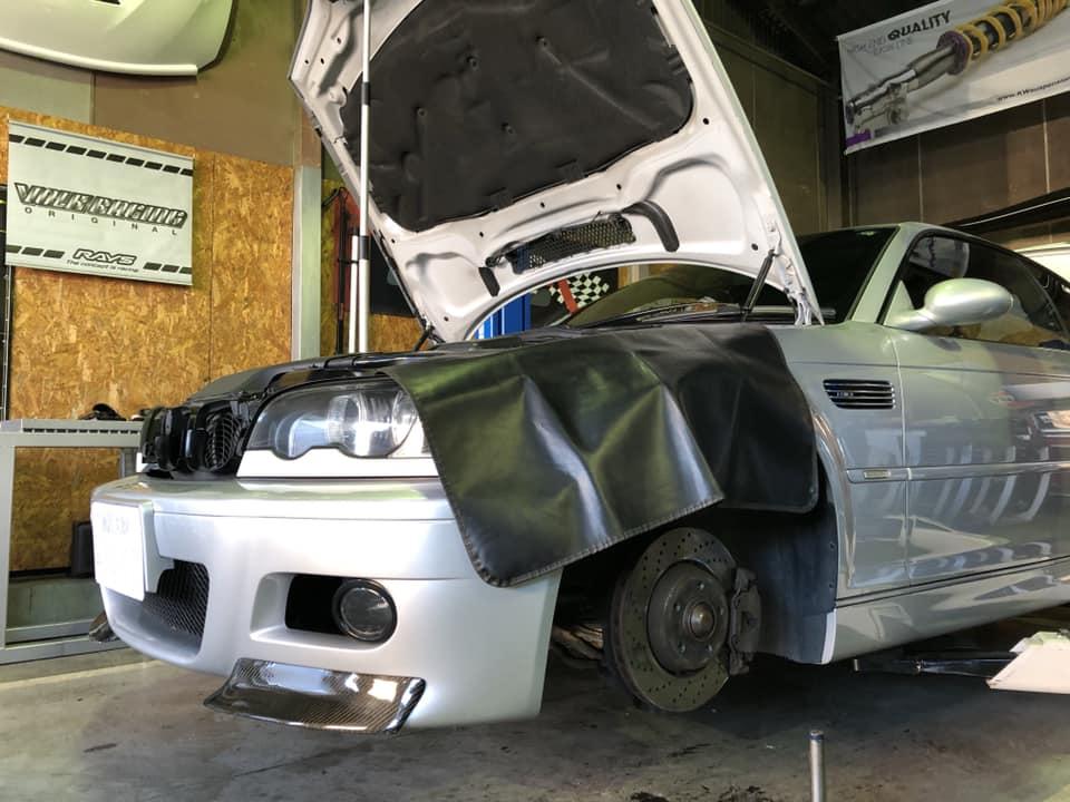 E46M3 フォクトランド車高調キャンペーン!