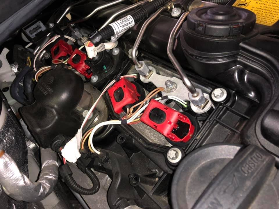 AUDI A4 X BMW F31!