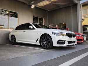 BMW G30 X BENZ W212!