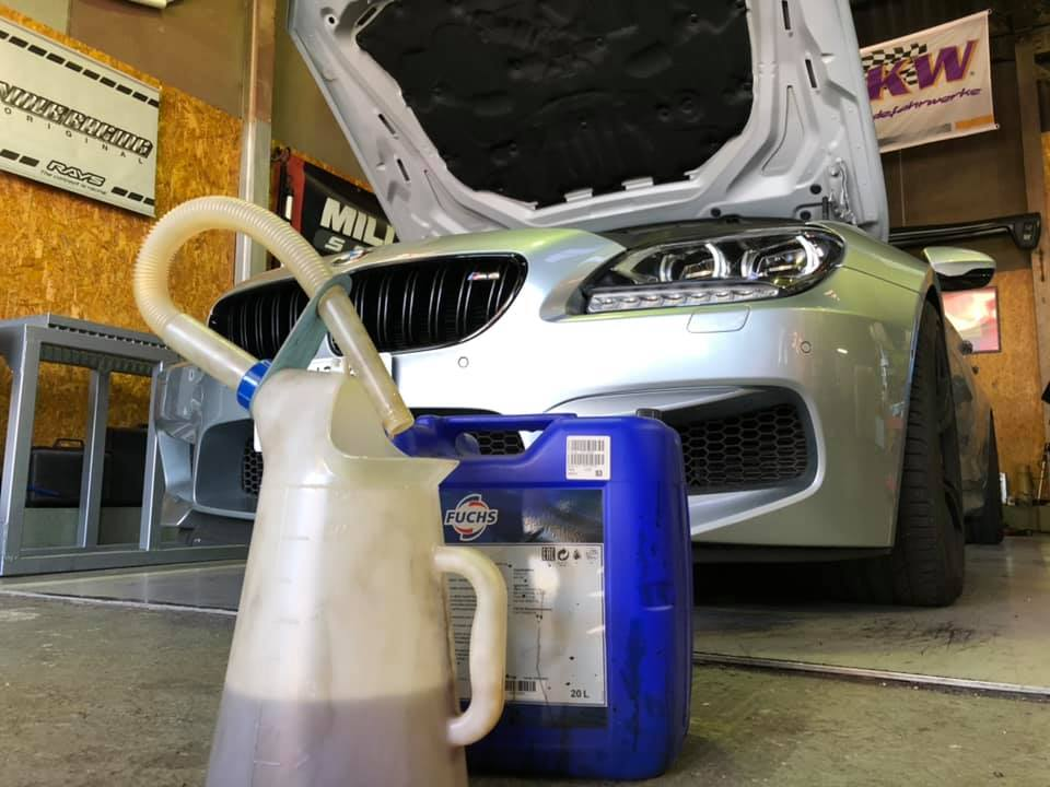 BMW M6 GC!