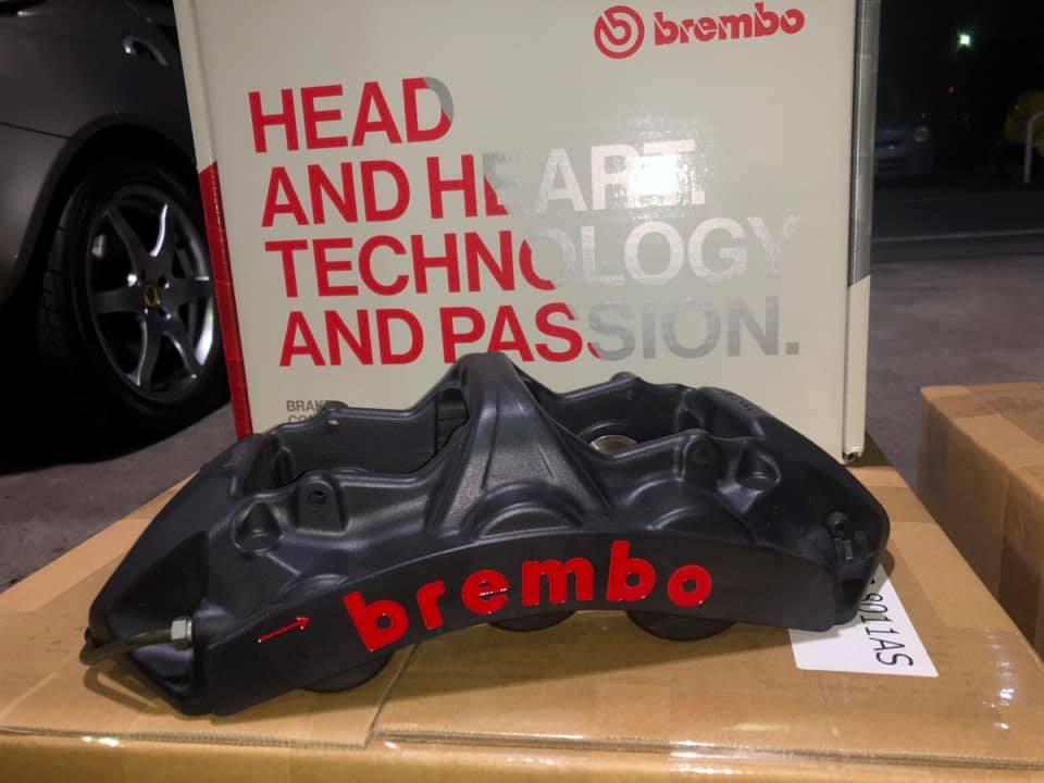 Brembo GTS KIT!