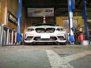 M2 Competition X KW Clubsport!