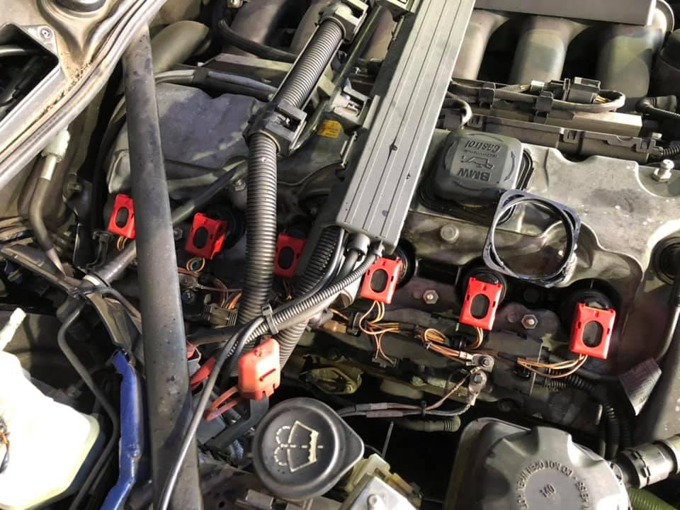 ケイマンに325iにM135i メンテナンスに車検整備‼︎