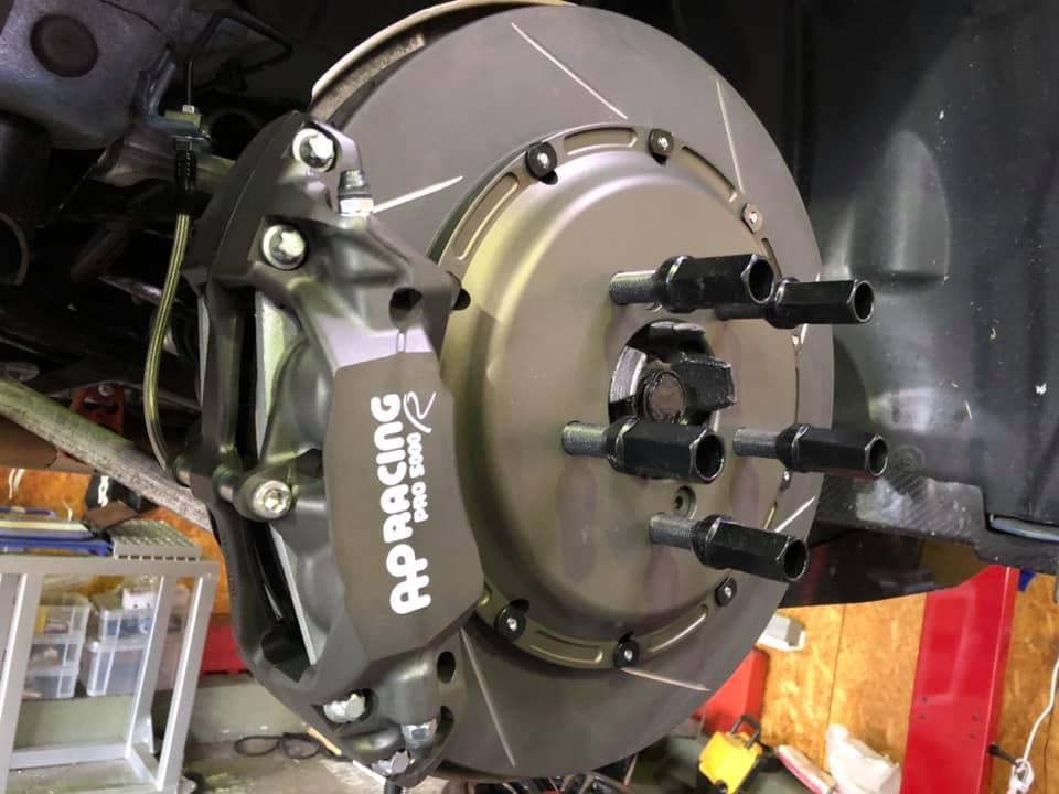 M4 X AP RACING PRO5000R!