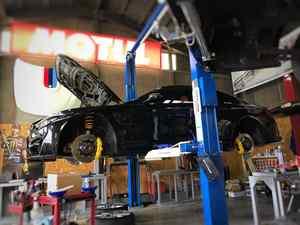 BMW M4にいろいろ取付‼︎