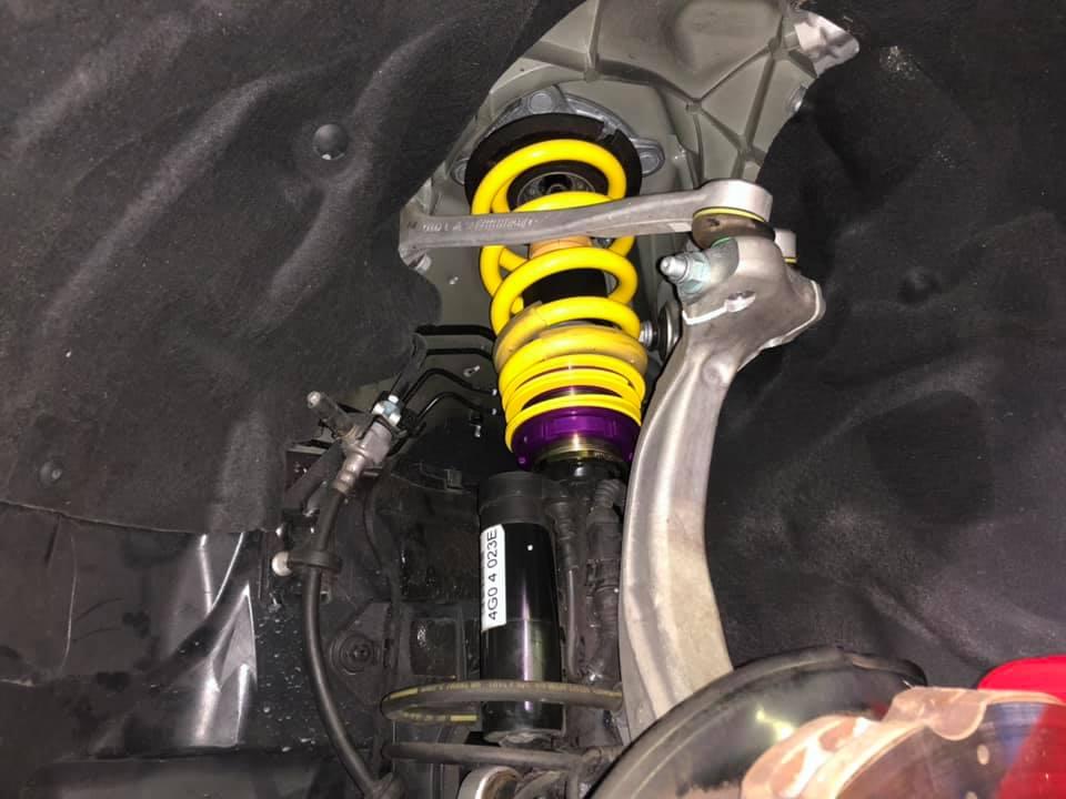 AUDI RS7 Performance X KW HAS!