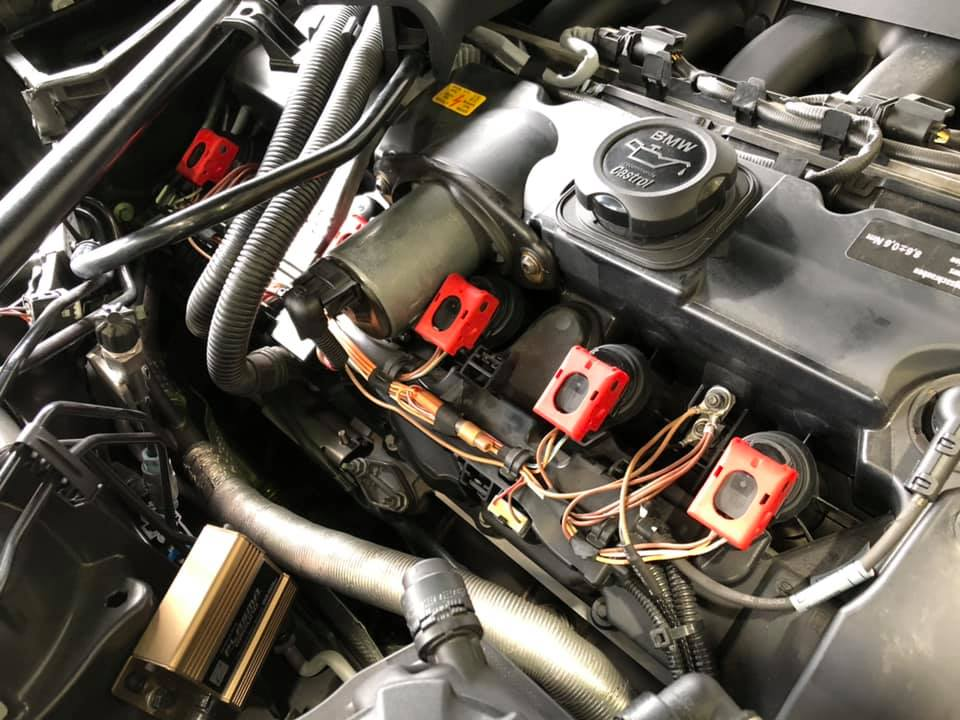 BMW E60  X  ハイスパークイグニッションコイル!