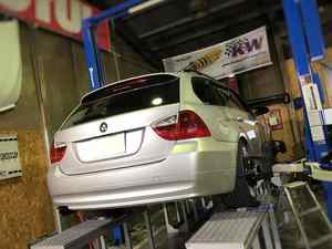 BMW E91 舵角センサーの修理‼︎