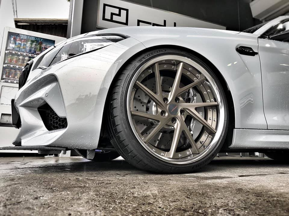 BMW M2 competition × HyperForged HF-DiC!