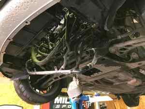 BMW E46 クーラント漏れ修理!
