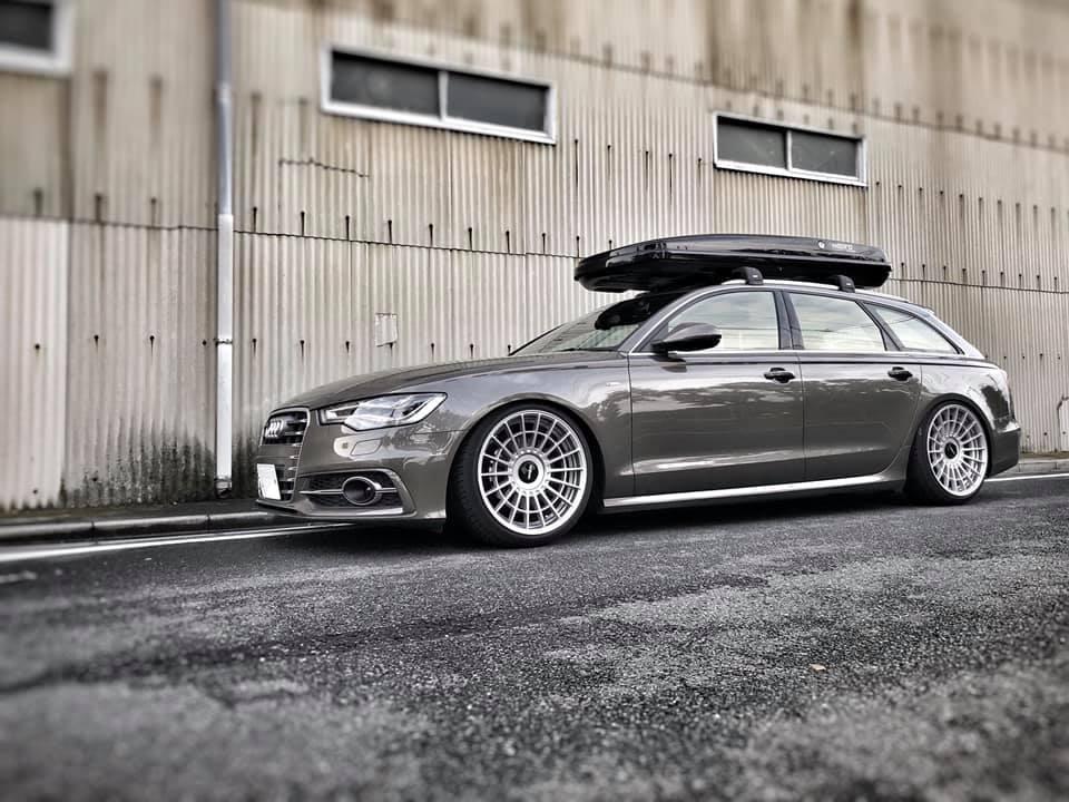 A6 AVANT  X  RS4 !