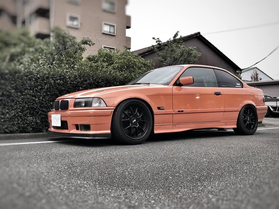 BMW E36 DAY!!