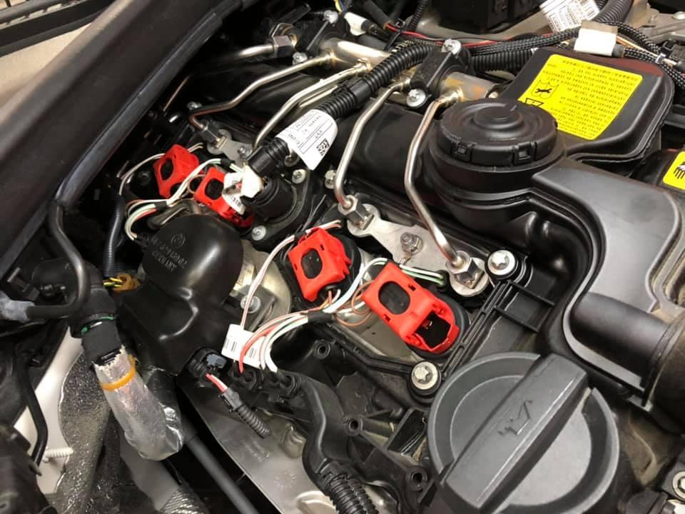 BMW 420i GCさんイグニッションコイル交換!