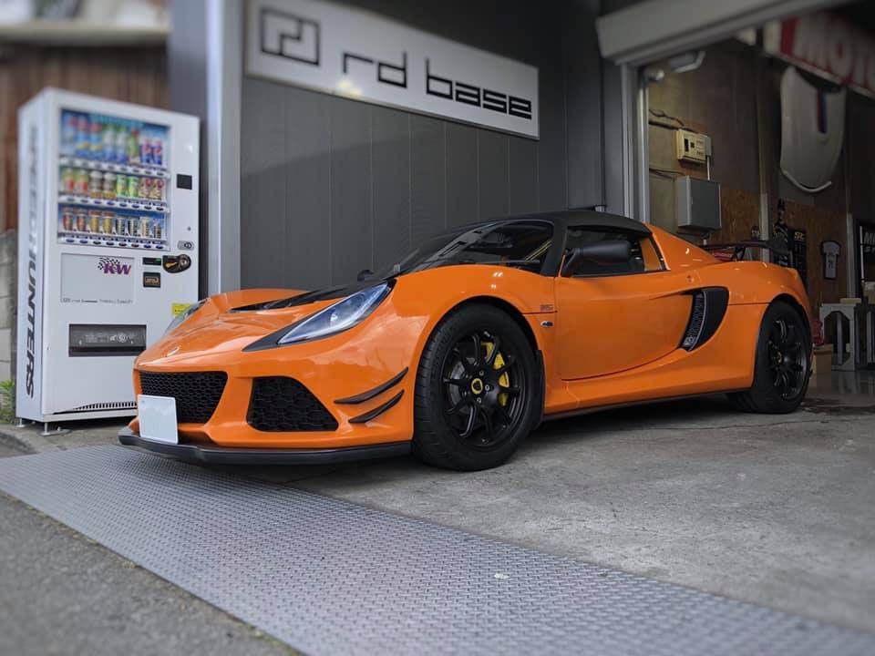 EXIGE SPORT 380  X  HIGH SPARK IGNLTIONCOIL!