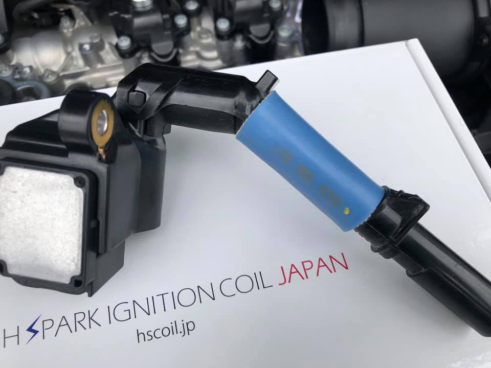 HIGH SPARK IGNITION COIL for MERCEDES BENZ  &  AMG!
