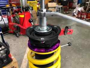 AUDI RS3にKW HASキットを装着!