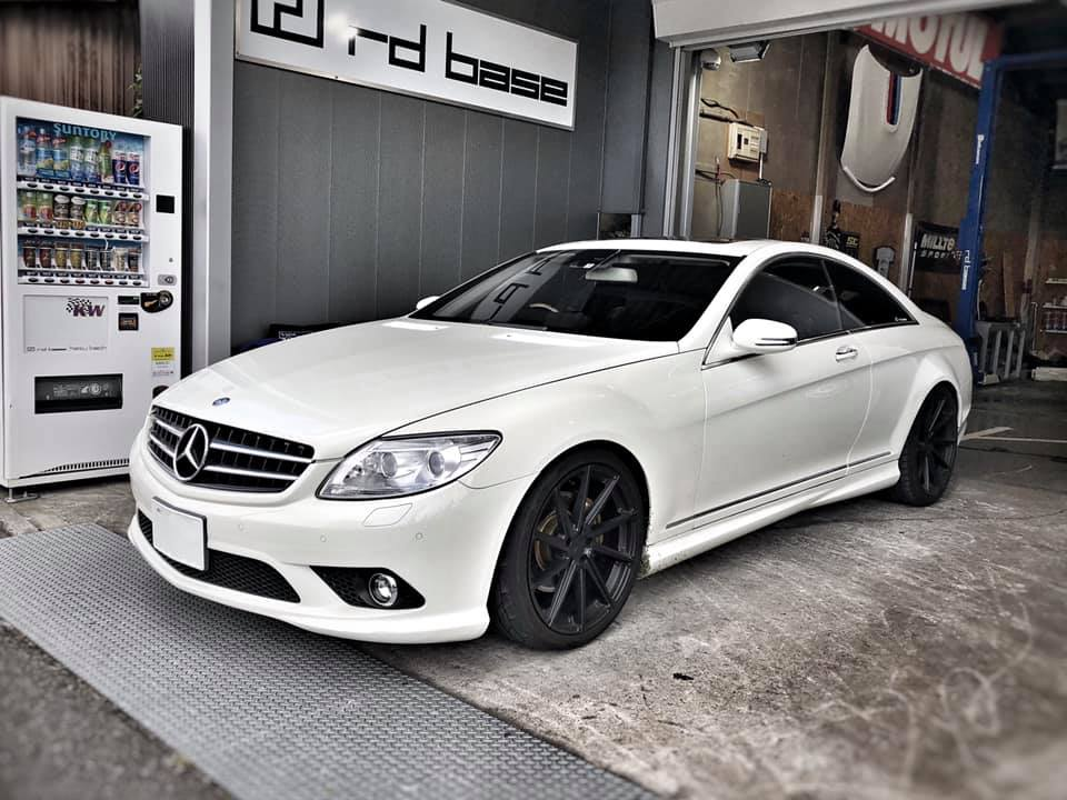 BMW M6GC  X  BENZ CL!