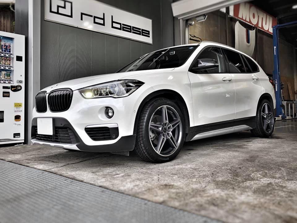 BMW F10  X  BMW X1!