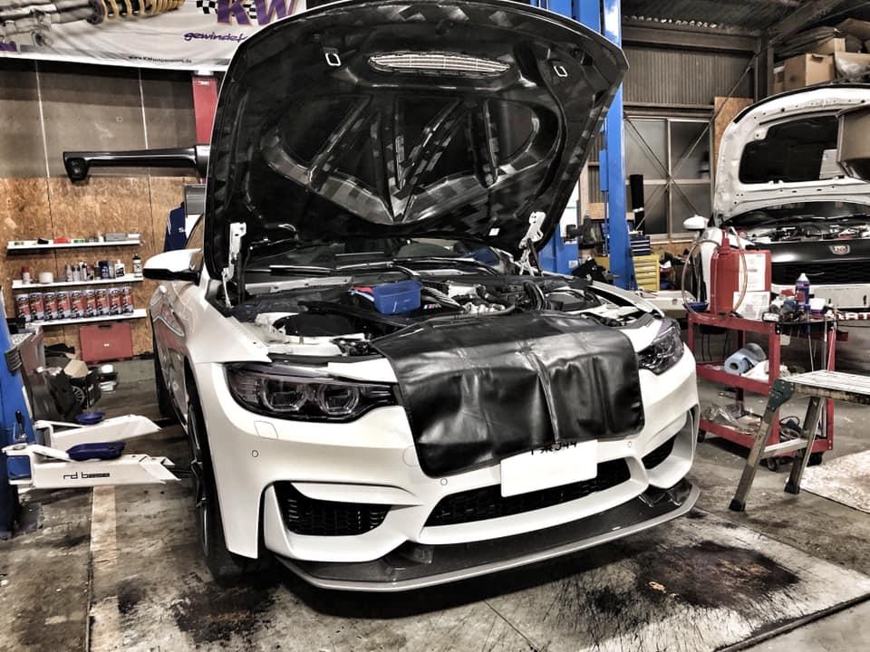BMW M6GCさんにM4 GTSさん!